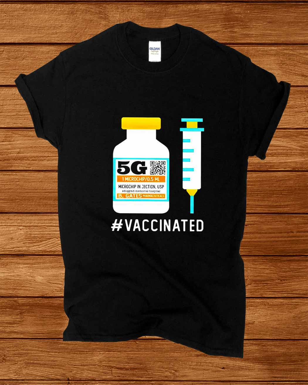 5g Vaccinated