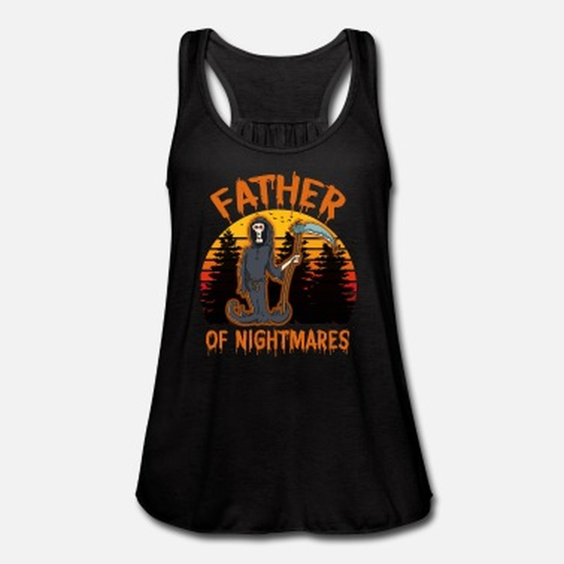 Father Of Nightmares Women's Plus Size T-Shirt
